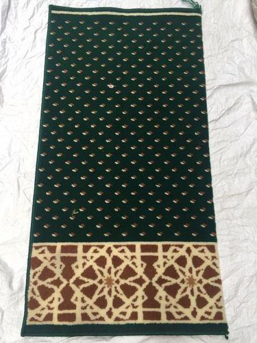 Green Masjid Carpet