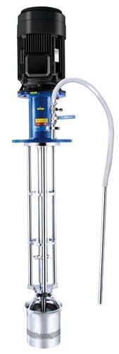 Batch Powder Liquid Mixer