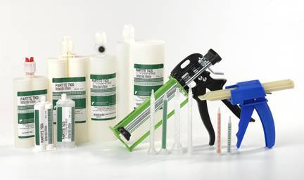 PARTITE Adhesives for Composite & Metal Bonding