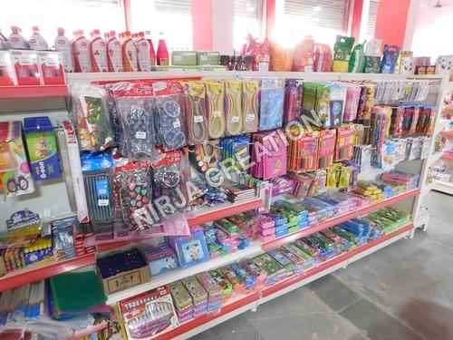 Supermarket Rack For Stationary