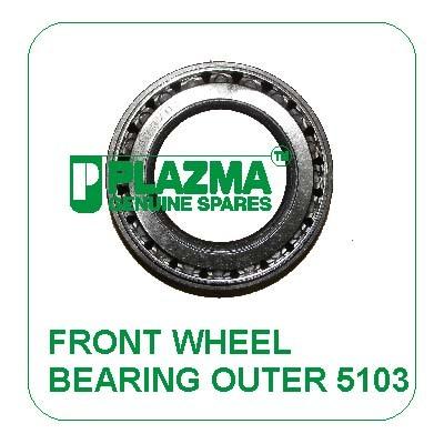Front Wheel Bearing outer 5103 John Deere