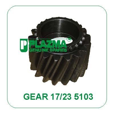 Gear 17/23 5103 Green Tractors