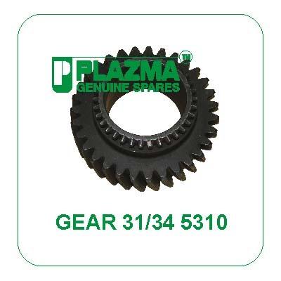 Gear Z - 31/34 5310 Green Tractor