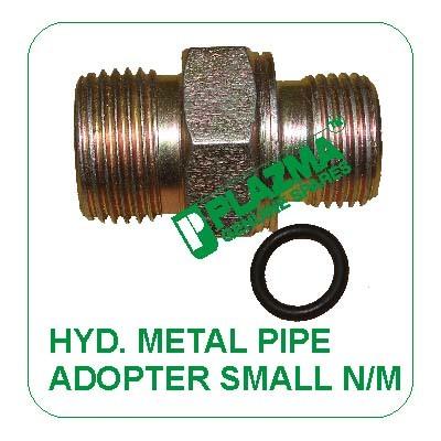 Hydraulic Metal Pipe Adopter Small N/M John Deere