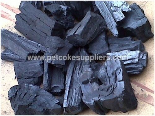 Natural Wood Charcoal Lumps