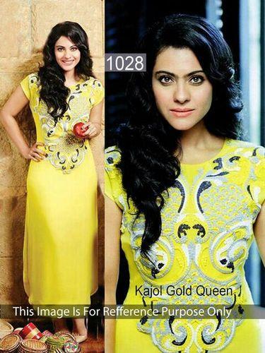 Indian Bollywood Replica Designer Anarkali Suit