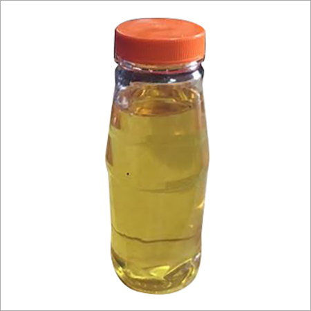 Yellow Lubricant Oil