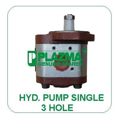 Hyd. Pump Single 3 Hole Johv n Deere