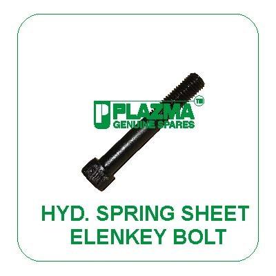 Hyd. Spring Sheet Elenkey Bolt John Deere
