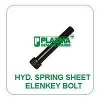 Hyd. Spring Sheet Elenkey Bolt Green Tractor