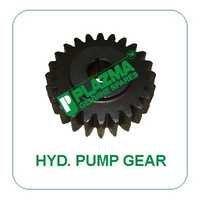 Hyd. Pump Gear Green Tractor