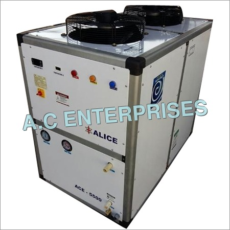 5.5 TR Air Cooled Water Chiller
