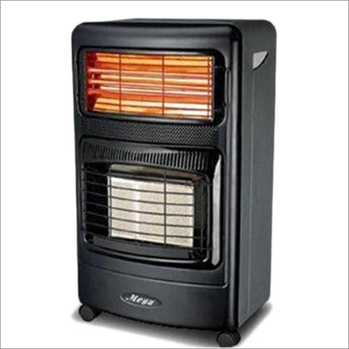Gas Room Heater With Electric