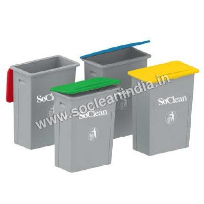 Slim-Line Waste Bins