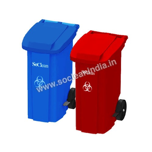 Foot Pedal Waste Dustbins