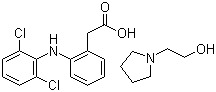 Diclofenac Epolamine