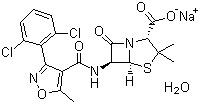 Dicloxacillin Sodium
