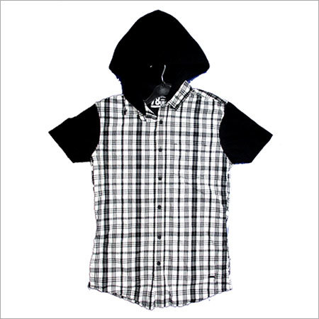 Hooded Shirts