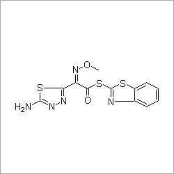 (S)-2-Benzothiazolyl (Z)-2-(5-amino-1,2,4-thiadiazol-3-yl)-2-methoxyiminothioacetate