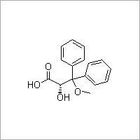(S)-2-Hydroxy-3-methoxy-3,3-diphenylpropionic acid