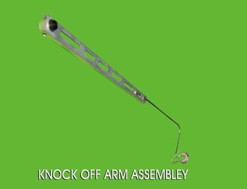 Knock Of Arm Assembly