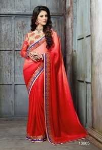 Stylish Party Saree