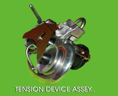 Tension Device Assey Front View