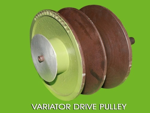 Variator Drive Pulley