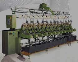 AUTOMATIC PIRN WINDER MACHINE