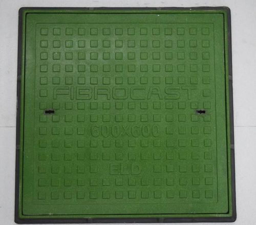 Square Solid Top Manhole Covers