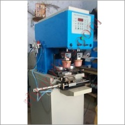 Double Color Pad Printing Machine