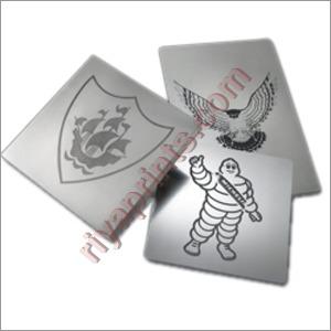 Pad Printing Cliche Plate