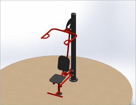 Sholder Exerciser Assembly Revised