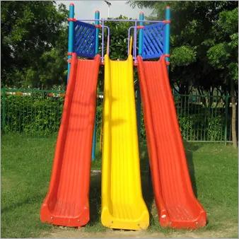 Triple Wave Slide