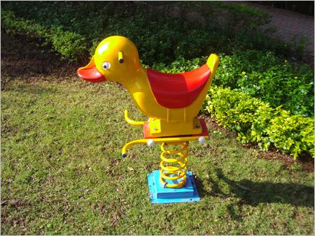 Spring Duck Rider