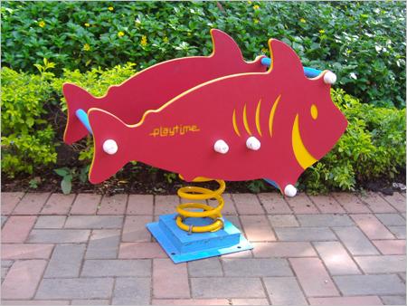 Spring Rider Shark