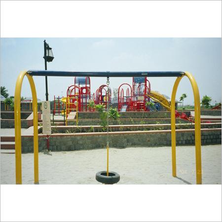Tyarcsw Playground Slide