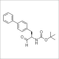 [(1R)-2-(Biphenyl-4-yl)-1-formylethyl]carbamic acid tert-butyl ester