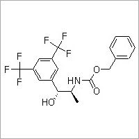 [(1S,2R)-2-[3,5-Bis(trifluoromethyl)phenyl]-2-hydroxy-1-methylethyl]carbamic acid phenylmethyl ester