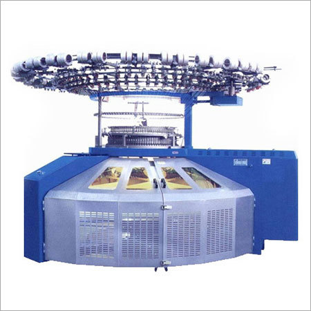 Single Jersey Open Width Knitting Machine
