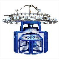 High Speed Rib Cum Interlock Knitting Machine