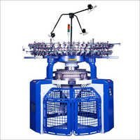 Velvet Shearing Knitting Machine