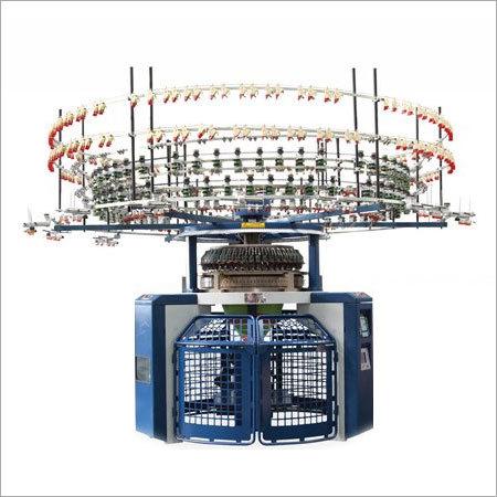Auto Striper Circular Knitting Machine