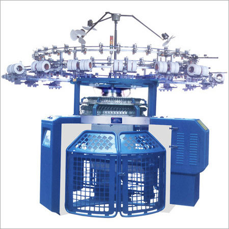 Pattern Wheel Jacquard Knitting Machine