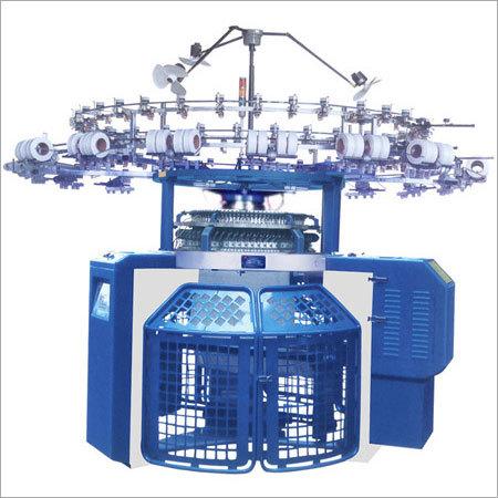 Pattern Wheel Jacquard Knitting Machine