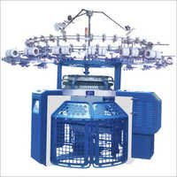 Computerized Jacquard Knitting Machine