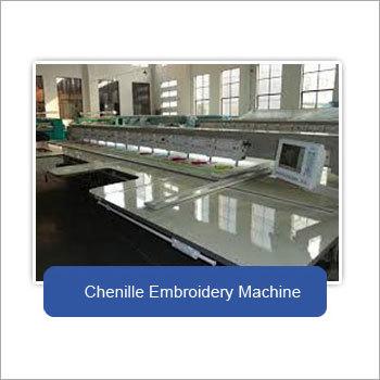 Chenille Embroidery Machine