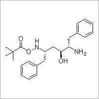 [(1S,3S,4S)-4-Amino-3-hydroxy-5-phenyl-1-(phenylmethyl)pentyl]carbamic acid 1,1-dimethylethyl ester