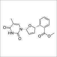 [(2S,5R)-5-(5-Methyl-2,4-Dioxopyrimidin-1-Yl)-2,5-Dihydrofuran-2-Yl]Methyl Benzoate