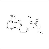 [[2-(6-Amino-9H-purin-9-yl)ethoxy]methyl]phosphonic acid diethyl ester